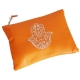 Pochette Khmissa orange