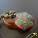 Collier pendentif du Pakistan