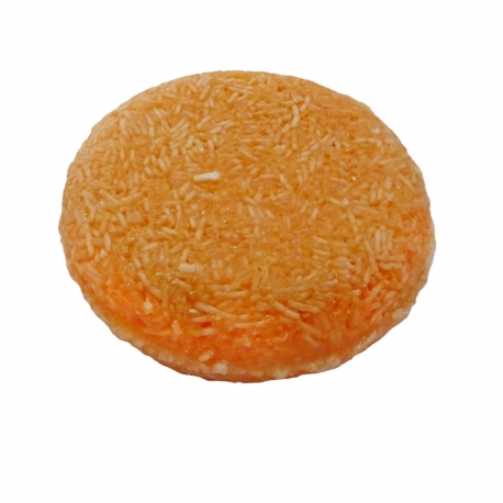 Shampoing Solide Orange Cannelle - 80gr