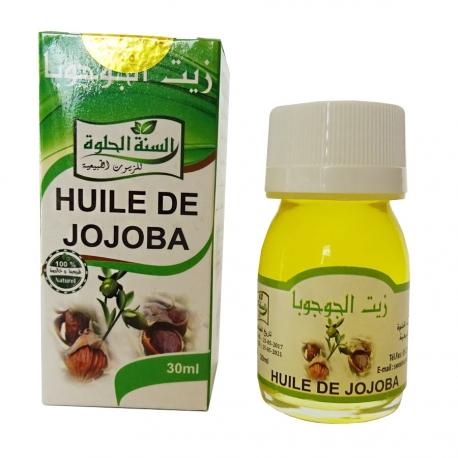 Huile de Jojoba - Beauté des cheveux