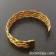 Bracelet en cuivre Juba