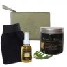Savon Noir Eucalyptus & Huile d'Argan Bio