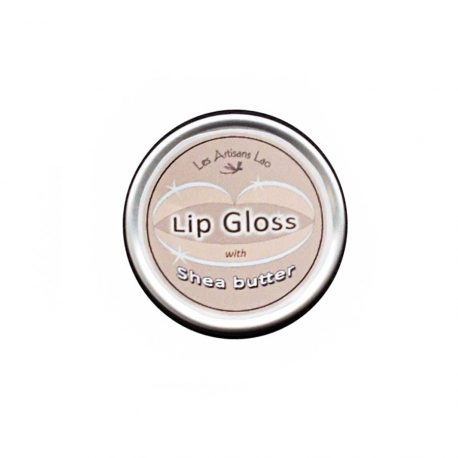 Gloss à lèvres Bio