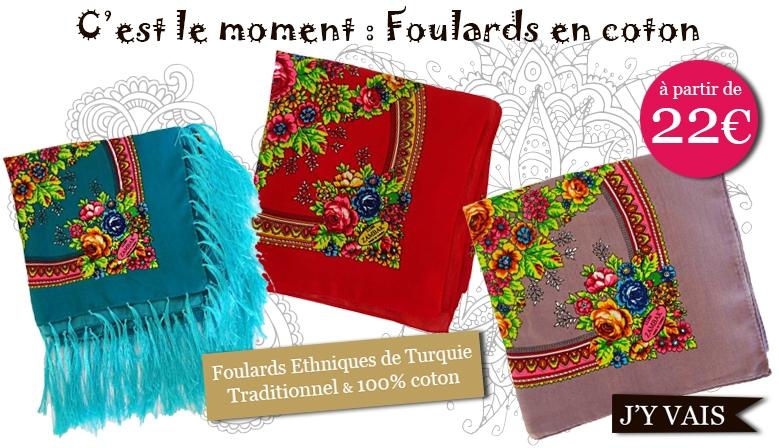 Foulards Turques