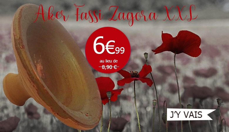 Aker Fassi de Zagora xxl promo
